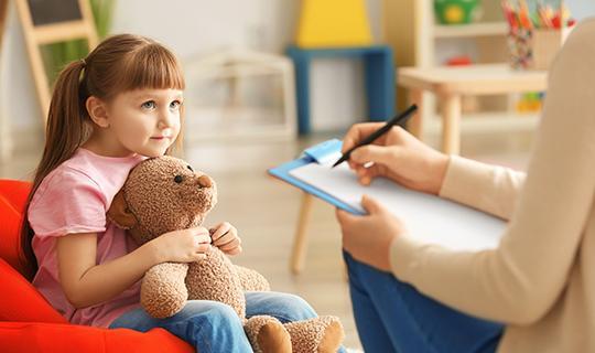 bilan psychologique pour enfant